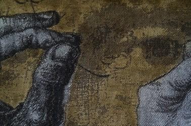 Détail,2016, 108 x 105 cm