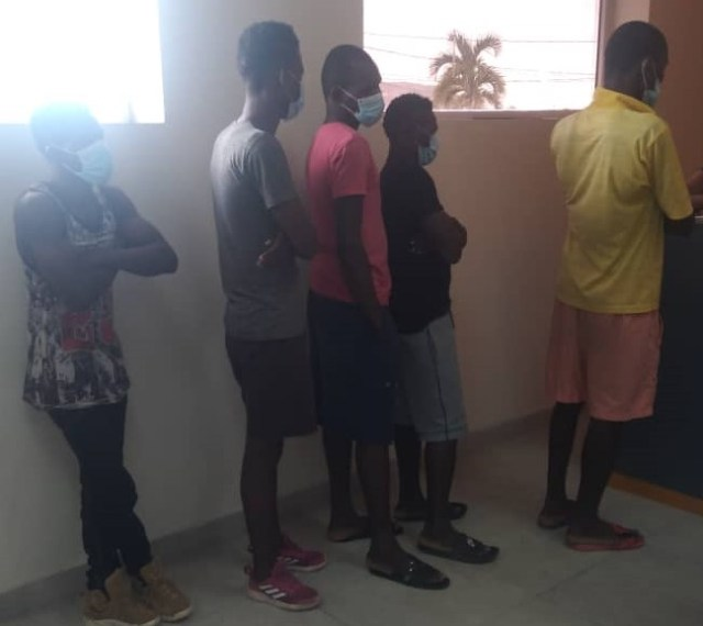 Haïti /immigration : « Nouvelle déportation de 18haïtiens »