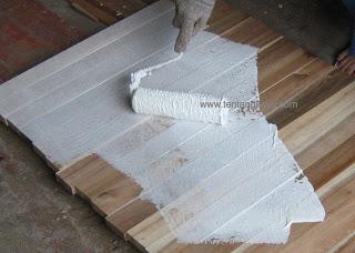 Roll untuk mengelem kayu