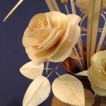 bunga kayu