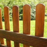 Fence Garden Fence Wood Fence Paling Demarcation