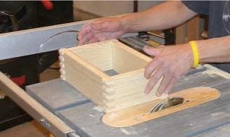 cara membuat finger joint