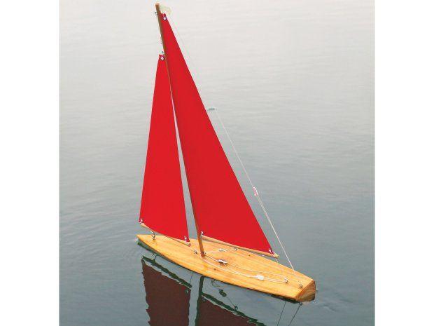 cara membuat perahu kayu mudah