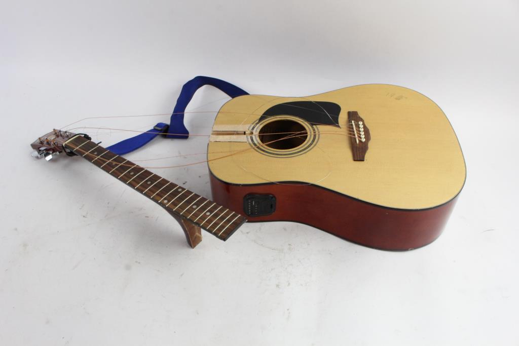 7 Langkah Perbaiki Leher Gitar Dengan Lem Kayu Untuk Gitar Yang