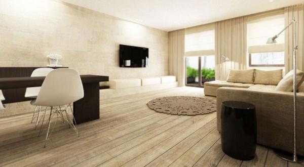 keindahan rumah dari kayu