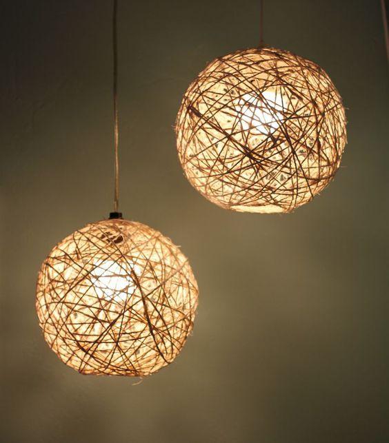 lampu bambu bagus