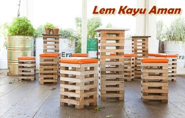 Lem Kayu Aman