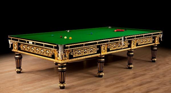 meja billiard mewah
