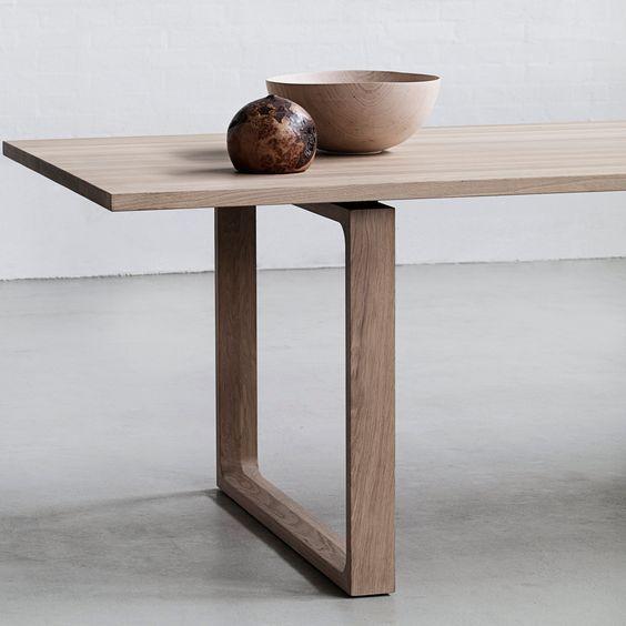 meja kayu minimalis 2