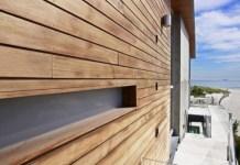 panel kayu luar ruangan