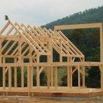 pembuatan bungalow kayu