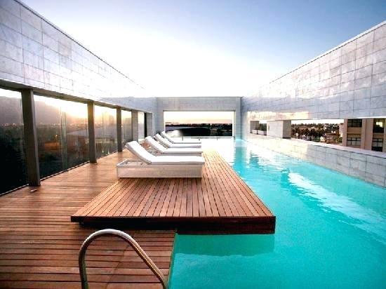 lantai kolam renang dari kayu (2)
