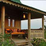 rumah tradisional kayu