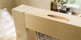 sambungan konstruksi kayu mebel