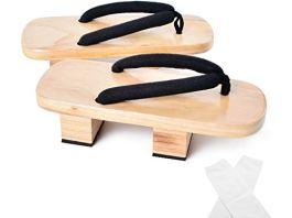 membuat sandal kayu