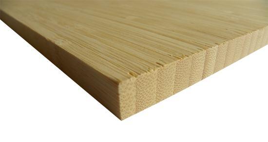 vertikal bambu