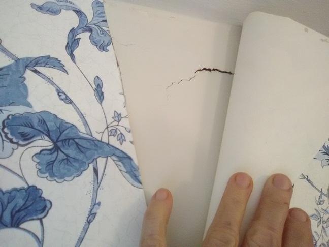 Cara Memperbaiki Wallpaper Mengelupas