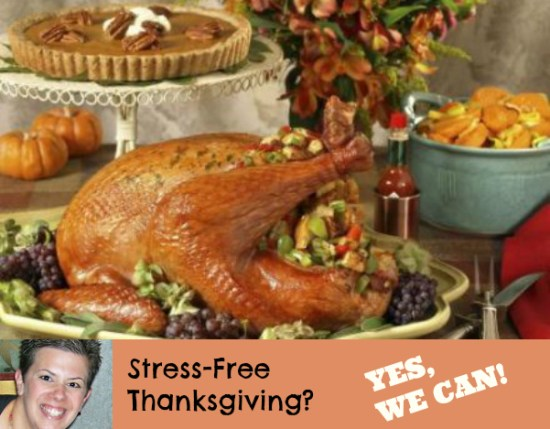 How to Plan a Stress Free Thanksgiving