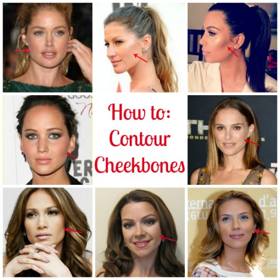 How to contour face to achieve model worthy cheekbones