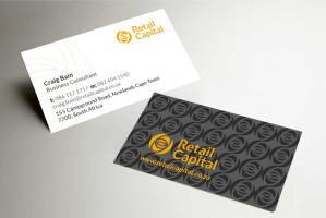 Retail Capital business card