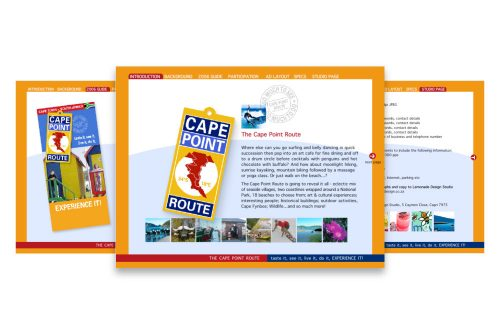 Cape Point Route Powerpoint