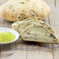 Kalamata Olive Bread Recipe