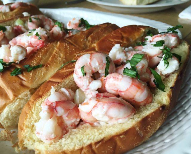 Sweet, succulent, shrimp perfection