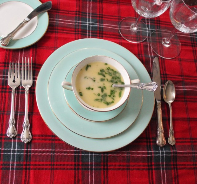 oyster stew Christmas