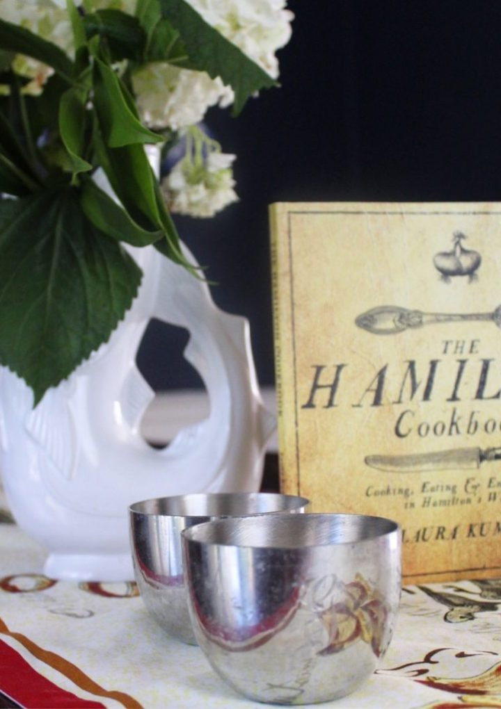 The Hamilton Cookbook: A Review