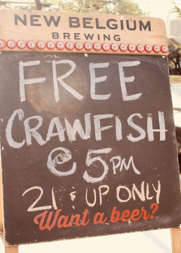 Free Crawfish
