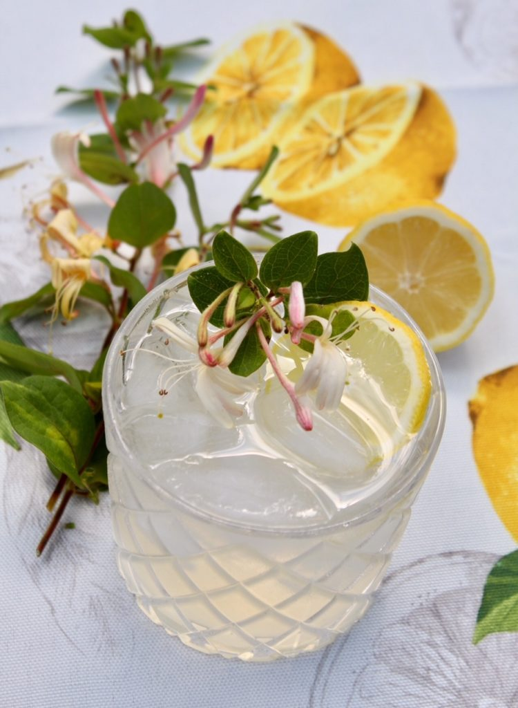 Honeysuckle Cocktail