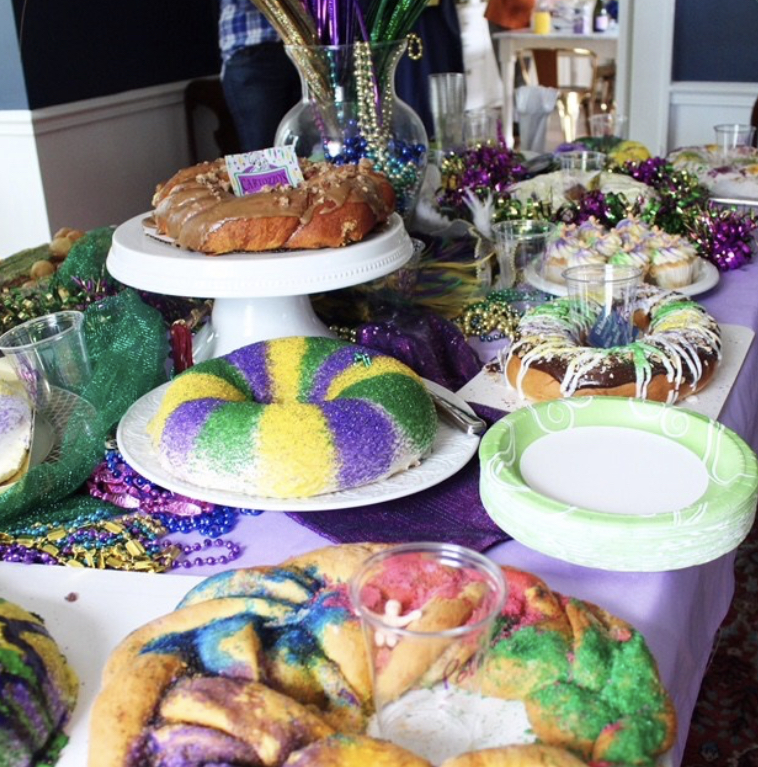king cake buffet