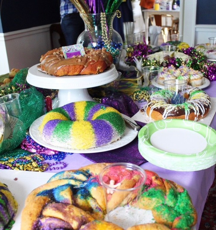 Best King Cake Recipes