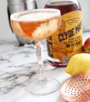clyde mays whiskey cocktail