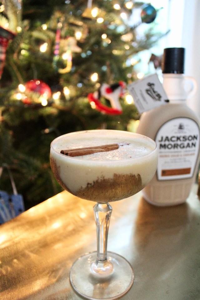 jackson morgan cream cocktail