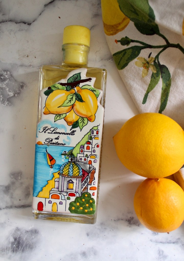 Limoncello Recipe for the Holidays