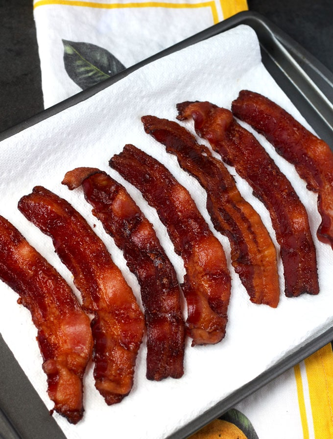 Learn how to cook bacon perfectly every time without the mess!