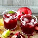 Pomegranate Margarita ~ The Best Margarita Ever!