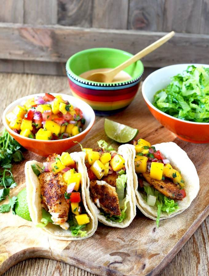 Lemon blossoms restaurant quality foods made at home daily for Fish taco aioli