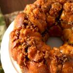 Caramel Pecan Monkey Bread – From Scratch