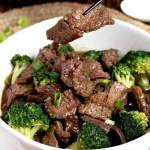 Beef with Broccoli – Better Than Takeout!