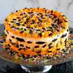 Halloween Icebox Cake #HalloweenTreatsWeek