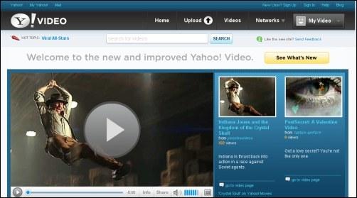 Yahoo! Vídeo