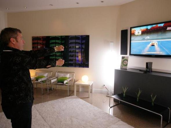 Microsoft lança Kinects