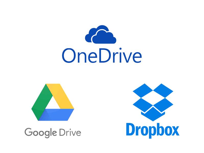 Empresas de armazenamento de dados na nuvem