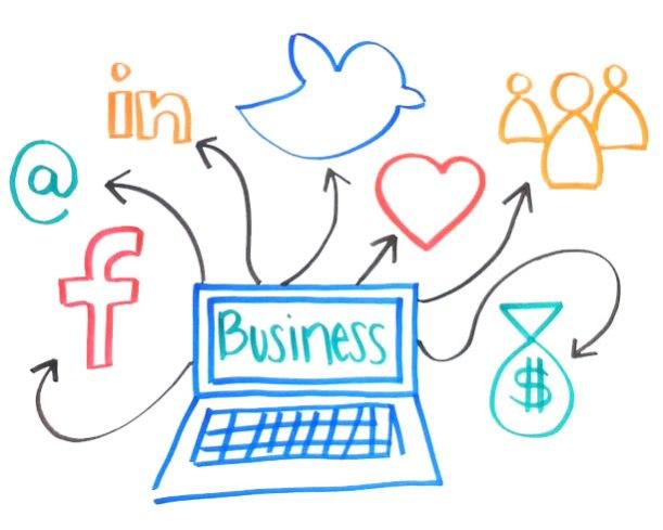 Internet nos Negócios