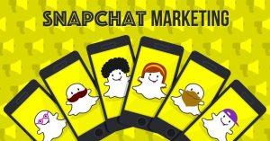 Snapchat para o seu negócio