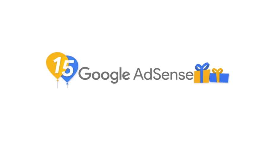 Google Adsense 15 anos
