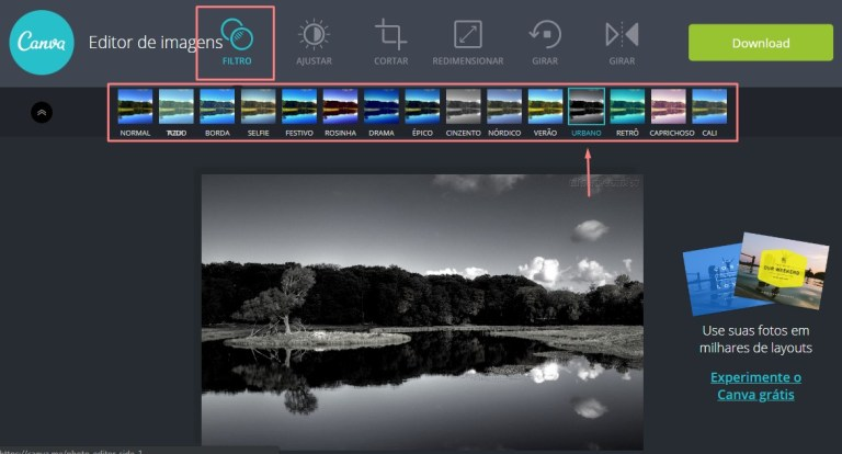 Como editar fotos