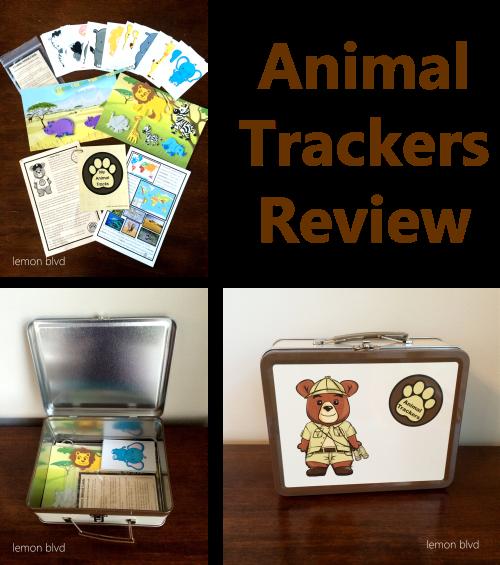 Animal Trackers Review - lemon blvd